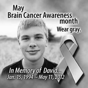 Wear Grey For David