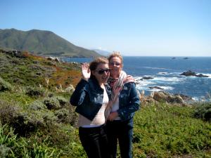 Sue & Megan Jarvis