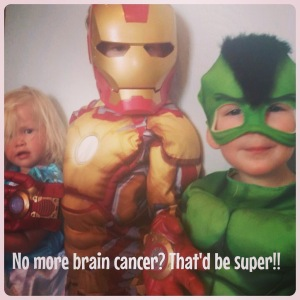 No more brain cancer? That'd be super!